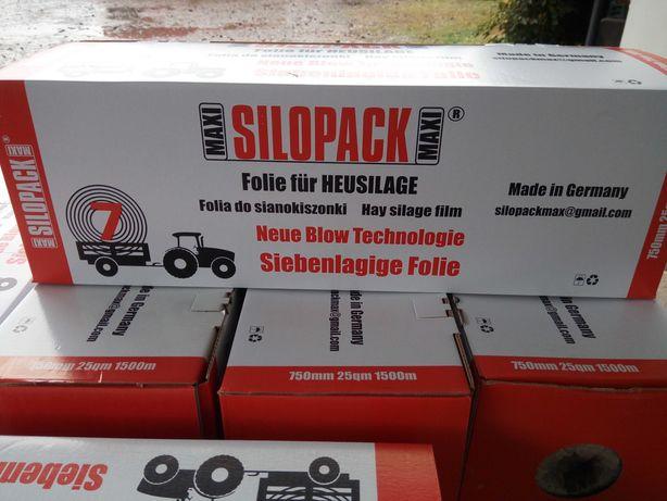Folia do sianokiszonki silopack, folia 750