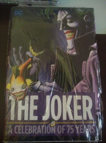 The Joker: A Celebration of 75 Years HC