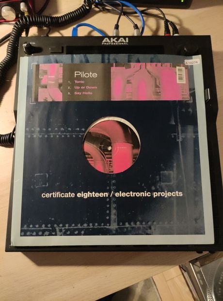 Pilote - Tonic EP (CERT1834)