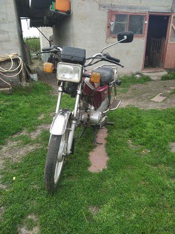 Продам мотоцикл альфамото