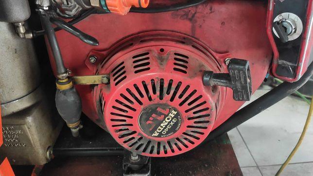 Sprężarka Kompresor Compair Demag Honda 18 KM Piaskarka