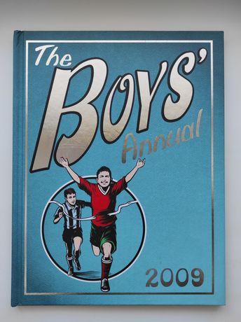 """Энциклопедия для мальчиков """"Boys"""" На английском языке"""