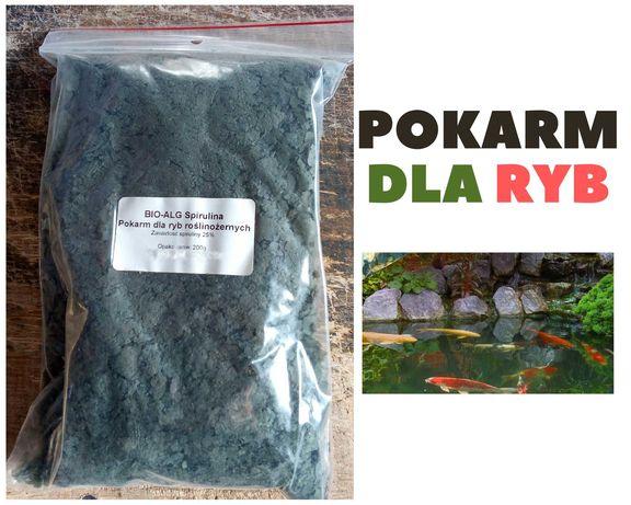 Pokarm dla ryb Bio-alg Spirulina