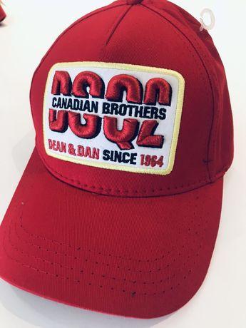 Dsquared2 czapka z daszkiem