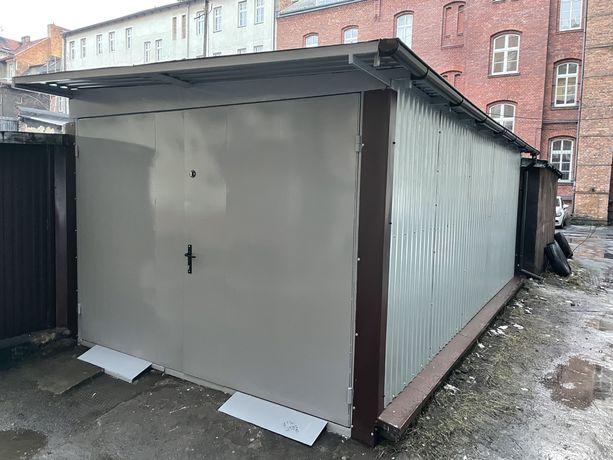 Garaż do wynajęcia (pąd) w centrum - Katowice, ul. Ligonia