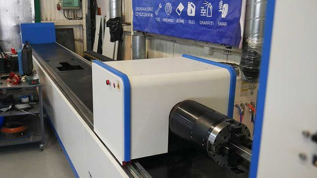 Laser fibrowy WS6020TL Weni Solution do cięcia rur i profili