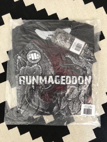 PitBull nowa koszulka Rubmageddon ORZEŁ rozmiar S