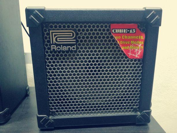 Amplificador Combo Roland Cube 15