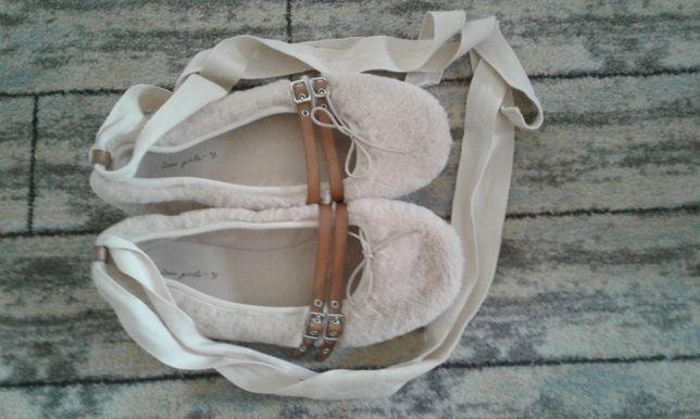 Baletki Zara rozmiar 33