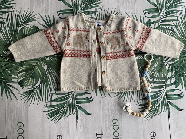 Sweter Petit Bateau