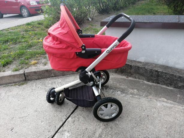 Wózek Quinny 3w1 (plus fotelik samochodowy Maxi Cosi)