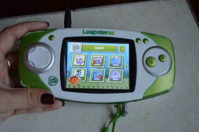 Игровая приставка LeapsterGS