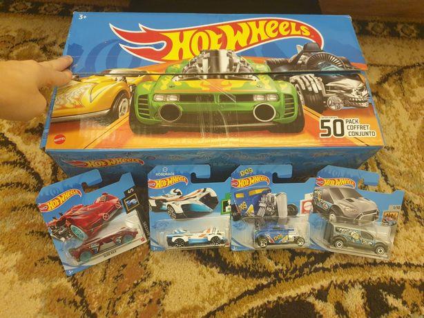Продам машинки Hot Wheels (Хот Вилс)! Упаковка 50 шт.! Оригинал!