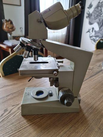 Mikroskop Carl Zeiss Jena DDR