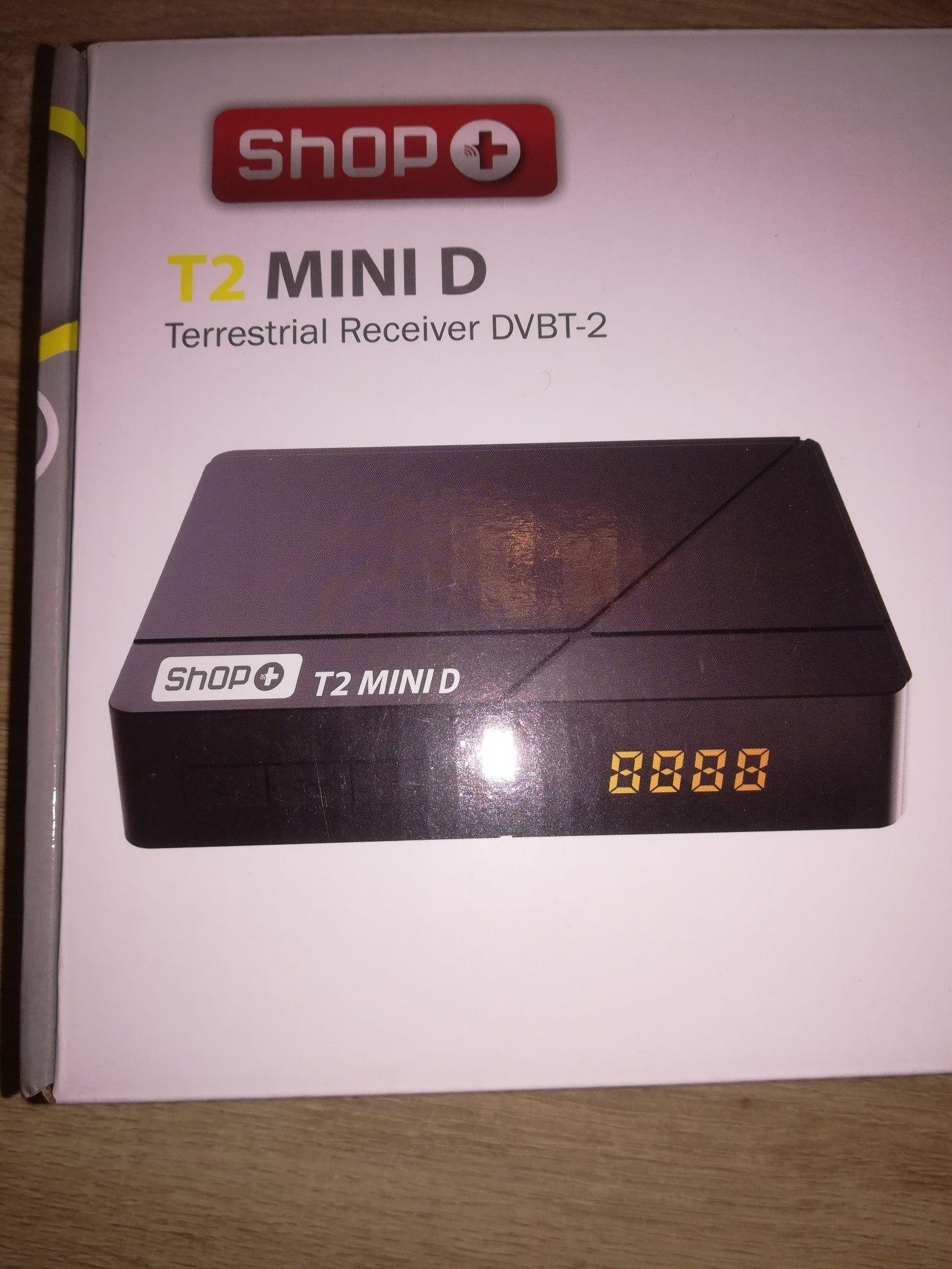 Receptor TV novo