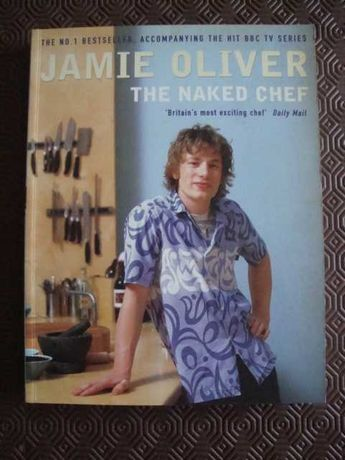 Jamie Oliver- The Naked Chef