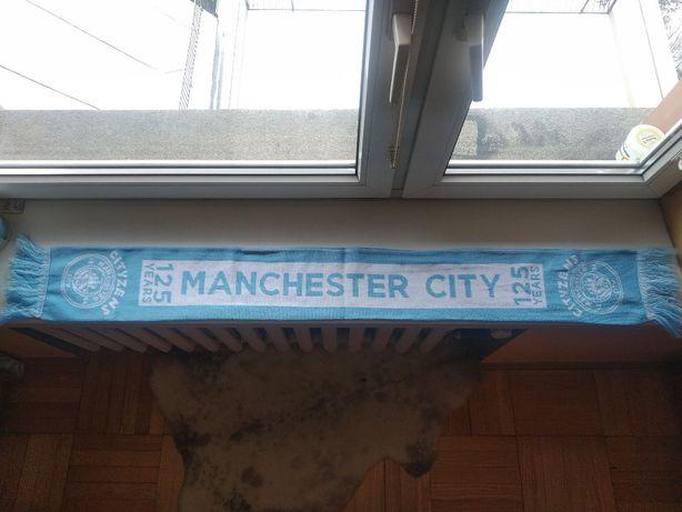 Szalik Manchester City