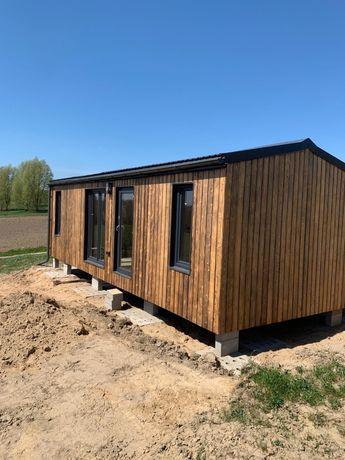 Mobilny domek ,Dom letniskowy,tiny house, stodoła 35m2 antresola