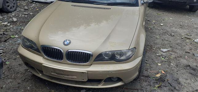 Pas Przedni Chłodnica BMW 3 E46 COUPE CABRIO 2.2