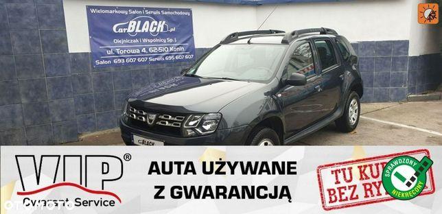 Dacia Duster Pisemna Gwarancja 12 miesięcy lub RABAT