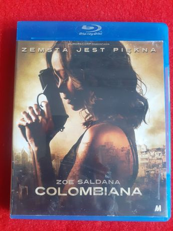 COLOMBIANA film blu-ray