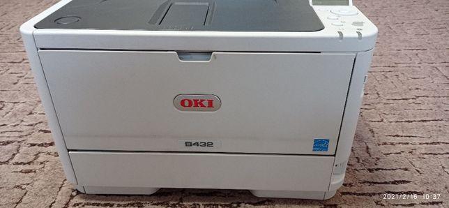 Drukarka laserowa OKI B432