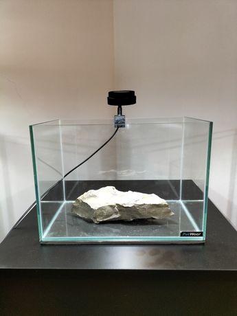 Aquário Nano de 11 litros com iluminação