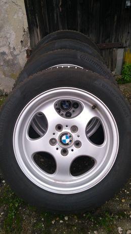 Opony felgi 235x55x17 Continental BMW