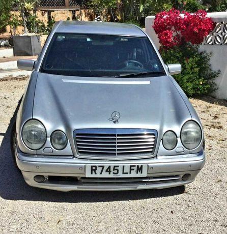 Urgente Mercedes E300 a funcionar 100%