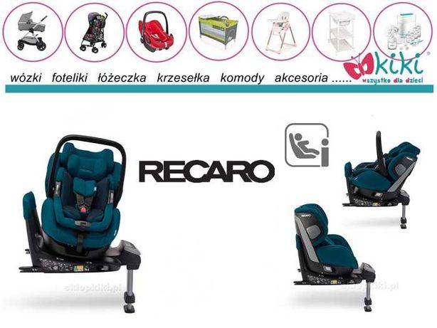 Recaro Fotelik 360` Salia Elite I-size 40-105 cm Select Pacific Blu