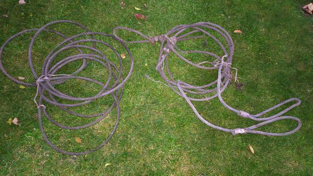 Lina stalowa używana