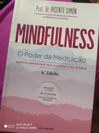 Livro Mindfulness de Vicente Simón