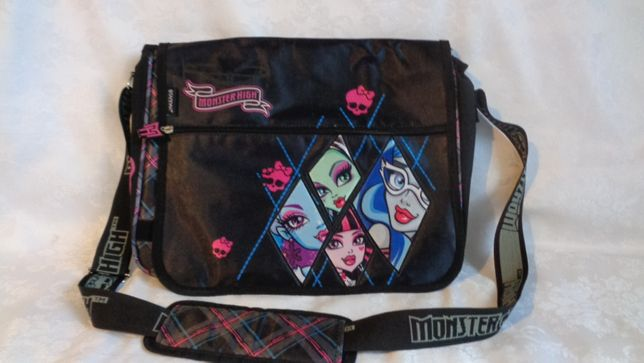 MONSTER HIGH-Torba na ramię