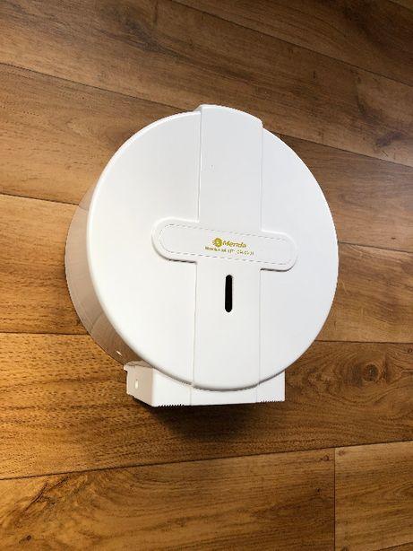 Pojemnik dozownik Merida na duży papier toaletowy