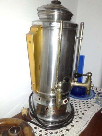 Maquina para cafe de saco com cuba em esmalte