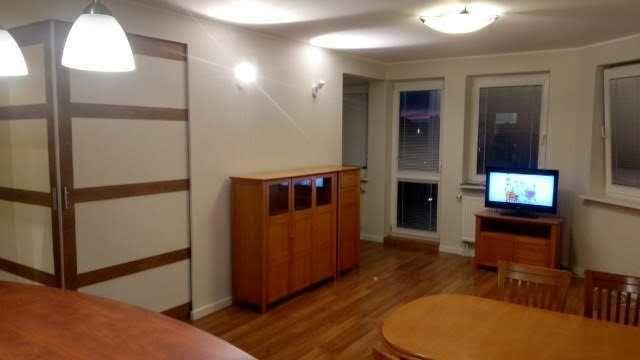 Mieszkanie do wynajęcia, 51 m2, 2 pokoje, aneks kuchenny, wyposażone.
