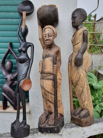 Estatuas africanas