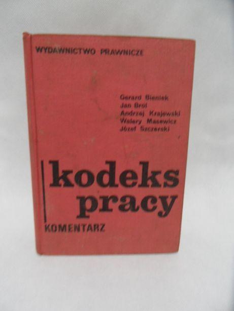 kodeks pracy 1977 rok 867 stron