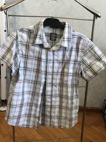 Рубашка для мальчика р.134 8-9 лет