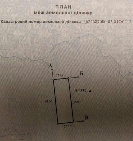 15 сот, нова українка, центр, 6 000 $
