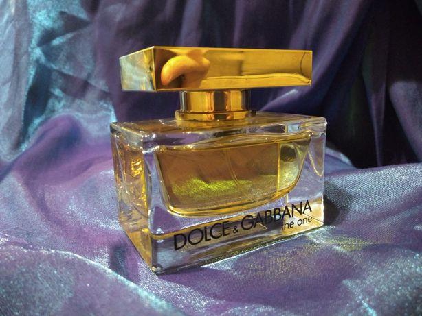 Perfumy Dolce&Gabbana the one 50 ml, woda perfumowana
