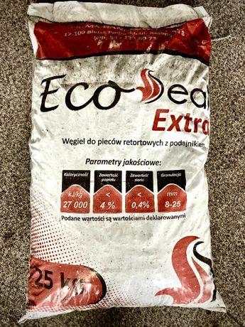 Ekogroszek EcoSeal Extra! 27MJ! Worek 25KG!