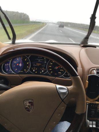 Części porsche cayenne turbo S 4.5 V8 450 koni 955 przekladka europa