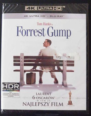 Forrest Gump 4K - Tom Hanks, Robert Zemeckis
