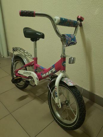 Детский велосипед, Mars, 16 колеса