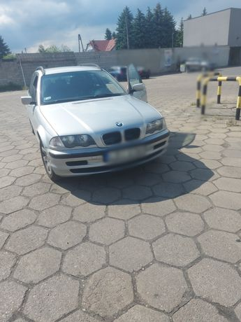 Sprzedam BMW E46 320d 2.0