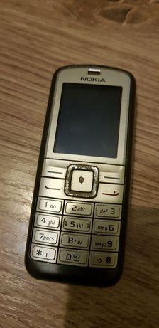 Nokia 6070  srebrna