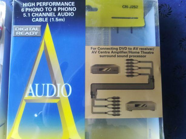 Kable audio i 5.1