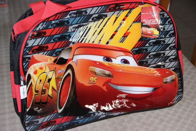 Saco de viagem Disney cars - Nova
