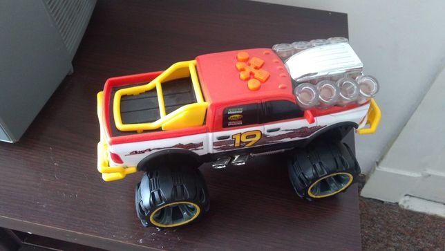 Auto na baterie dla chłopca